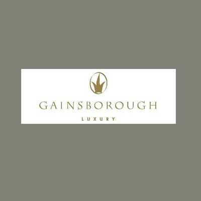 GAINSBOROUGH Smoke King Single Fitted Sheet with Pillowcases Set | 250TC Percale