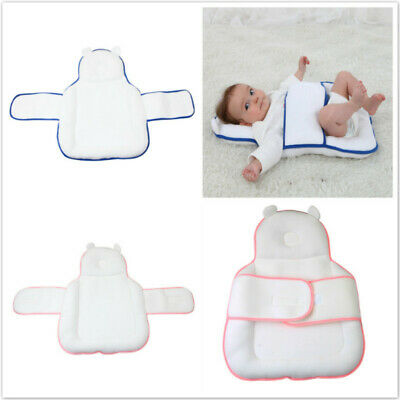 Infant Newborn Anti Roll Mattress Sleep Positioning Pad Baby Shaping Pillow N7