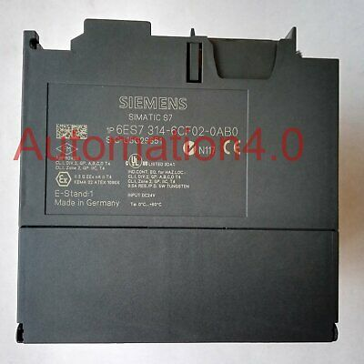 1PC Used Siemens 6ES7 314-6CF02-0AB0 Tested In Good Condition Quality assurance