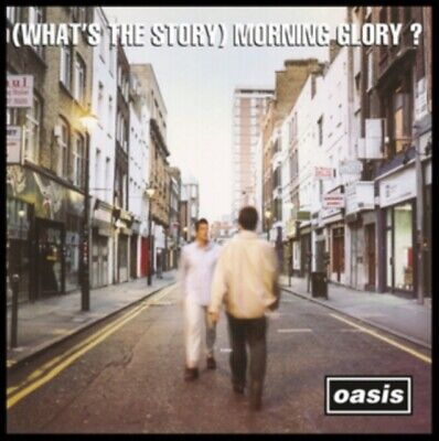 Oasis -(What's die Story)Morning Glory? (Remastered) Neue CD
