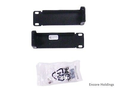 New Dell Force10 S60 Switch Rear Rack Mounting Bracket Kit RDV5D 0RDV5D