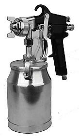 ATD Tools 1.8MM Suction Style Spray Gun part #:ATD-6810