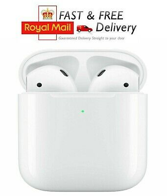 Brand new Apple AirPods 2nd Generation wireless Inductive Case