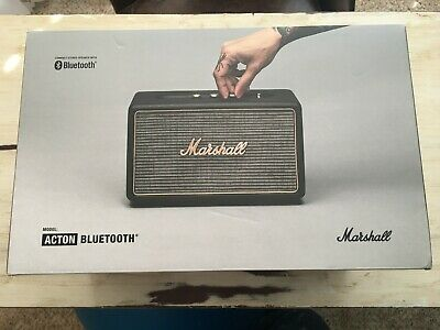 Marshall Acton Wireless Bluetooth Speaker System