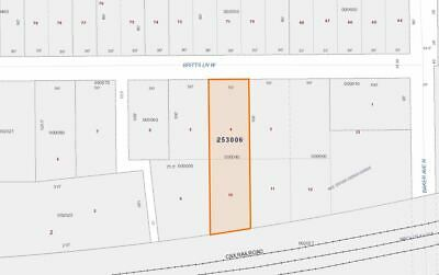 45 min from DISNEY !! 1065 BRITTS LANE, BARTOW 33830 0.22 Acre LAND LOT FLORIDA