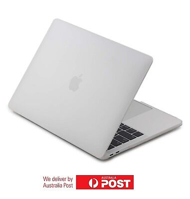 """Lention Hard Clear Case for MacBook Pro 16"""" 2019 2020 Model A2141 w/ Port Plugs"""
