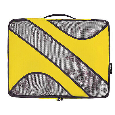 Individually sized Packing Cubes storage bag for Underwear and Socks Clothes
