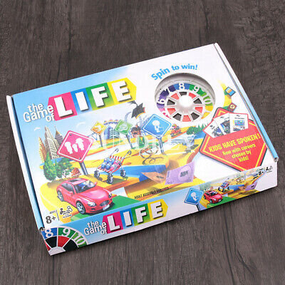 The Game of Life Board Game Party Holiday Fun Kids Family Interactive Game