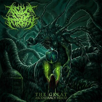 AGES OF ATROPHY - The Great Ascendancy Fraud Within Destruction Suicide Silence
