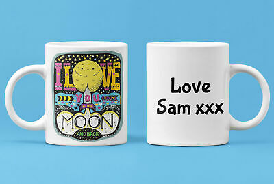 Personalised Photo Mug Cup Custom Printed With Your Picture or Text