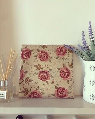 Emma Bridgewater Themed Stoneware Pot Stand - Rose And Bee
