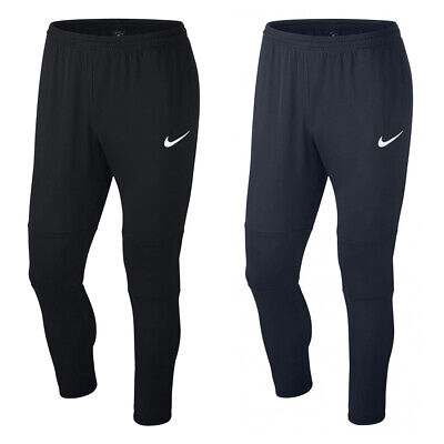 Nike Mens Dry Park 18 Slim Fit Track Pants KPZ Football Training Fitted Bottoms