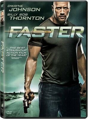 Faster [New DVD] Ac-3/Dolby Digital, Dolby, Subtitled, Widescreen. FAST FREE S&H