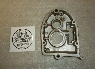 1970 70 Triumph T100R Inner Transmission Tranny Cover Gearbox