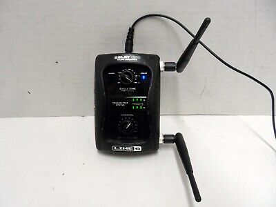 Line 6 12 Channel G50 Digital Receiver for Relay Wireless Guitar System Stompbox