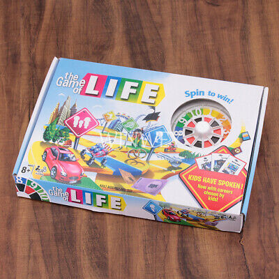 NEW The Game of Life Traditional Board Game Fun Family Game Party Game