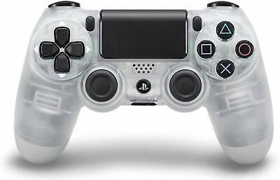 Official Sony PlayStation 4 DualShock Wireless Control Translucent Crystal PS4