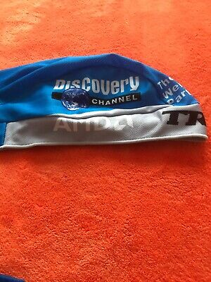 Team Discovery Channel Lance Armstrong Original Bandana