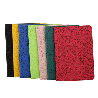 Luxury PU Leather Passport Cover Travel ID Holder Wallet Protector Case LH
