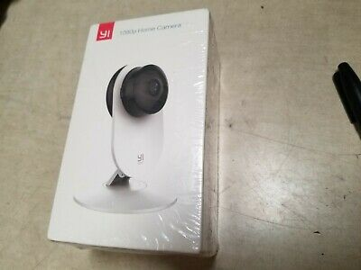 YI 1080p Home Camera, Indoor 2.4G IP Security Surveillance System New sealed