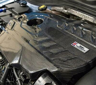 Forge Motorsport - Hyundai i30N and Veloster N Carbon Fibre Engine Cover