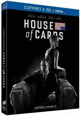 House of cards - Volume 2 (L'intégrale): Chapitres 14-26 (BLU-RAY NEUF)
