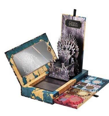 Urban Decay Game Of Thrones Eyeshadow Palette AUTHENTIC!!!  New in Box makeup