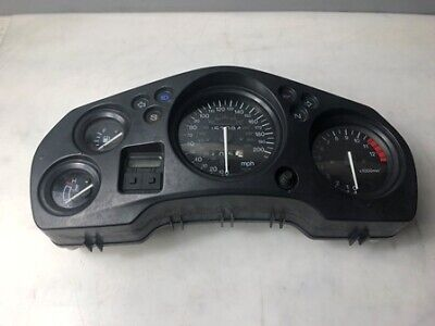 Honda CBR1100 XX Blackbird Speedo Clocks 1996 1997 1998