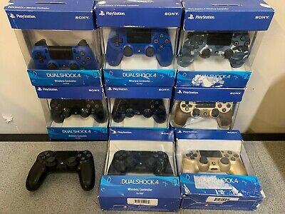 LOT of 49! Microsoft Xbox One S Wireless Controller +RETAIL BOXES! PARTS ONLY