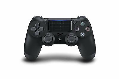 Official Sony PlayStation 4 DualShock 4 Wireless Controller Black PS4 BRAND NEW