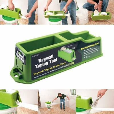 Portable Drywall Taping Tool Seam Paper Stripper Drywall Simple Use Capacity.