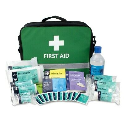 Reliance Grab Bag Outdoor Travel Medical Office Work Emergency First Aid Kit