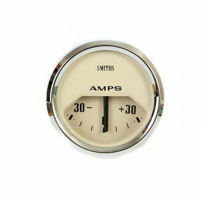Smiths Classic Magnolia 52mm Ammeter