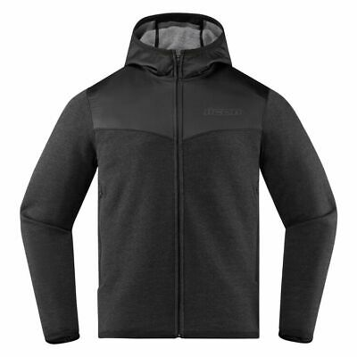 Icon Malice™ Hoodie Armored Hoody for Motorcycle Riding D3O Padded SIZE M