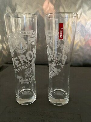 EASTER GIFT B.O.G.O.F DEAL Peroni Nastro Azzurro Pint Glass