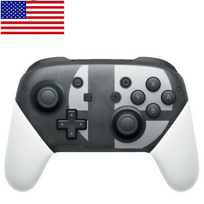 Wireless Pro Controller Gamepad Joypad Joystick Remote For Switch Console