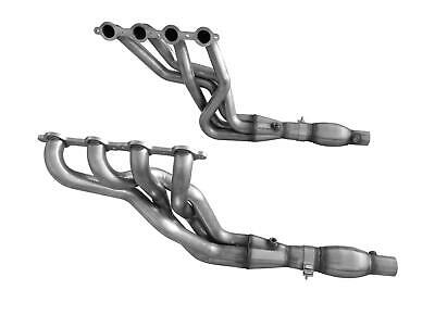 American Racing Headers 1-7/8in Short System w/ Cats for 2010-2015 Camaro V8