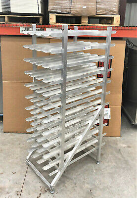 New Age Industrial, 1251, Full Size Can Rack with Adjustable Feet