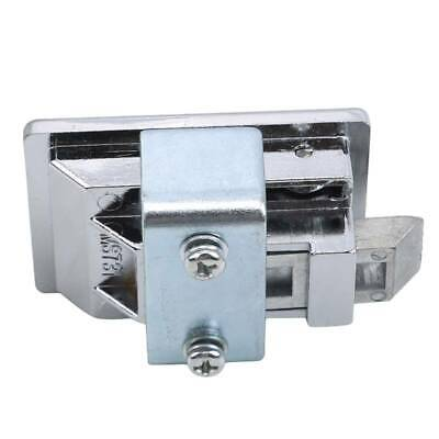 Metal Lock Latch Home Door Cabinet Hardware Drawer Guard Safety Tool ONE