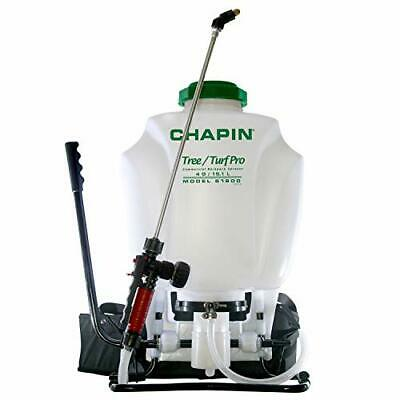 Chapin 61900 4-Gallon Tree and Turf Pro Commercial Backpack Sprayer with