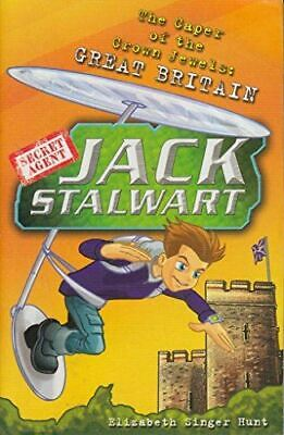 Secret agent Jack Stalwart: The caper of the crown, , Very Good, Paperback