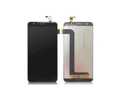 Black Full lcd display touch screen For DOOGEE Y6 Y6C
