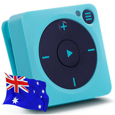 Mighty Vibe Spotify & Amazon Music Player - Gully Blue  (New Gen 2 Model)