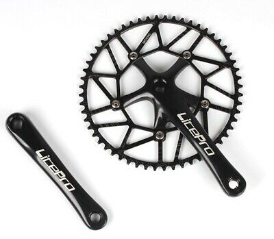 lot Folding Road Bike Narrow Wide Chainring Chain Ring BCD 130mm 50 52 54 56 58T