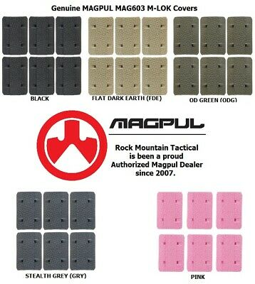 OD Green Magpul Ranger Floorplate 3 Pack FDE Earth #020 All colors NEW Black
