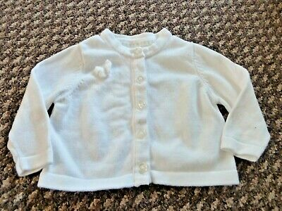 babies cardigans white early baby