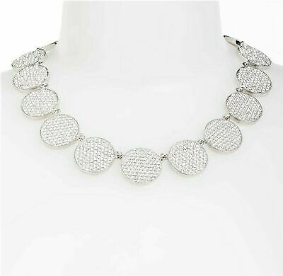 Kate Spade Bright Spot Necklace NWT SOLD OUT Classic Shimmering Pave Crystals