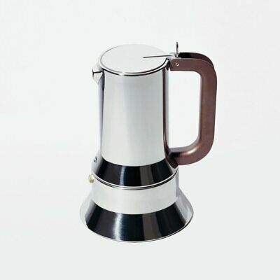 Alessi Espresso 6 cup Coffee Maker 9090/6 by Richard Sapper