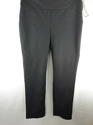 Charter Club Womens Pants Blue Size 22W Plus Tummy Control Slim Stretch WP-070