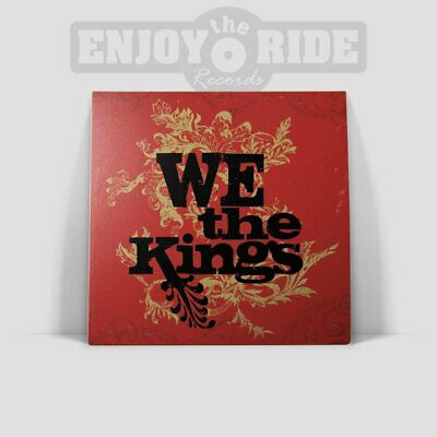 We The Kings ‎Vinyl Record LP Limited Golden Nugget Check Yes Juliet Acoustic